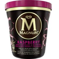 Magnum Pint Dark Chocolate Raspberry 440ml