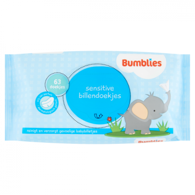 Bumblie Babydoekjes sensitive