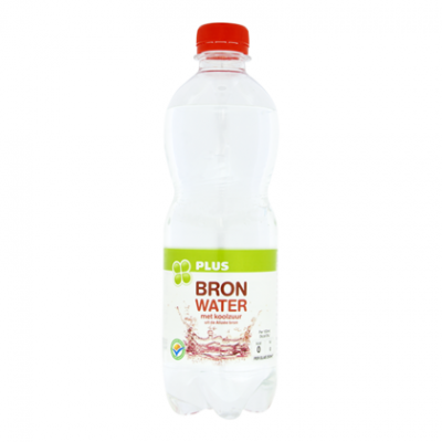 PLUS Bronwater bruisend