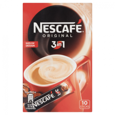 Nescafe Original 3-in-1