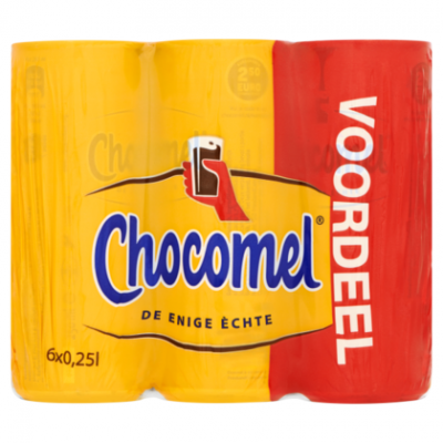 Chocomel (UTZ gecertificeerd) CHOCOMEL