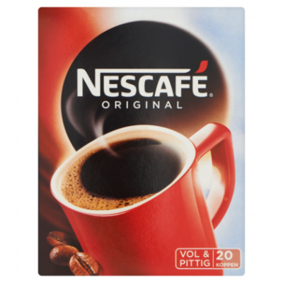 Nescafe Original stick 6 20 x 1.8 gram