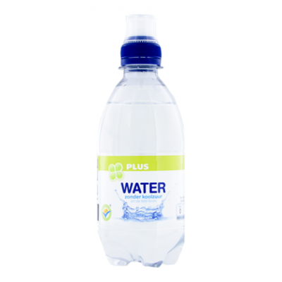 PLUS Water koolzuurvrij