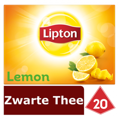 Lipton Thee lemon 1-kops