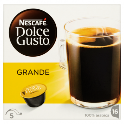 Nescafe Dolce gusto cafe creme grande