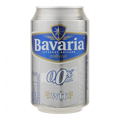 Bavaria 0.0% witbier