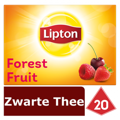 Lipton Thee forest fruit 1-kops