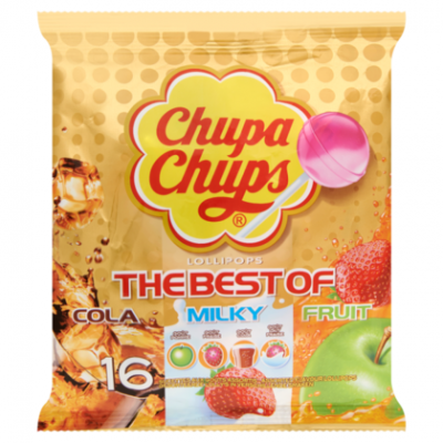 Chupa Chups The Best Of lolly\'s