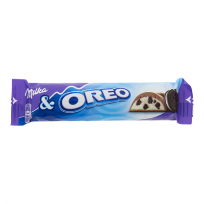 Milka Bar oreo single