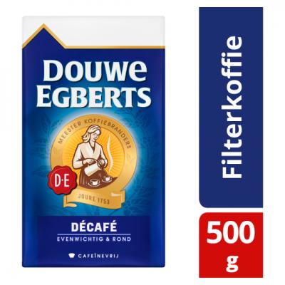 Douwe Egberts Aroma rood filterkoffie 500 gram