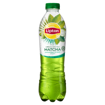 Lipton Ice Tea Matcha Cucumber Mint 1L