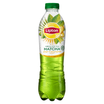 Lipton Ice Tea Matcha Ginger Lemongrass 1L