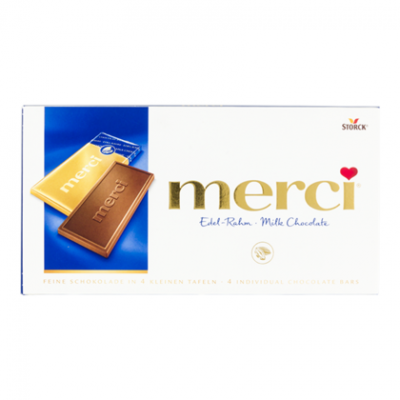 Merci Tablet Melk 100g