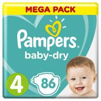 Pampers Baby dry luiers