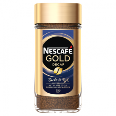Nescafe Gold Decafe