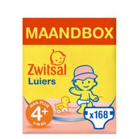 Zwitsal Luiers maxi plus maandbox