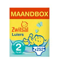Zwitsal Luiers mini maandbox