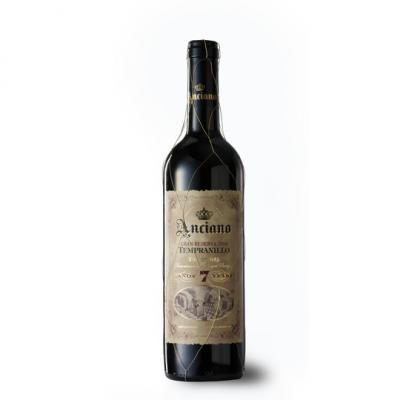 Anciano 7 Years Old Valdepenas DO Gran Reserva Bronze Medal IWC