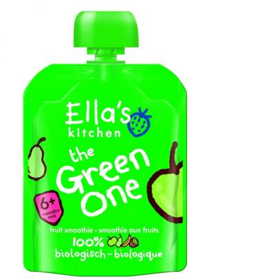 Ella's kitchen 6+ Maanden Smoothie Green One