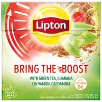 Lipton Thee Bring The Boost 20 Stuks
