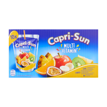 Capri-Sun Multivitamines 10 x 200ml
