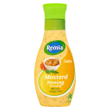 Remia Salata Mosterd Honing Dressing 250ml
