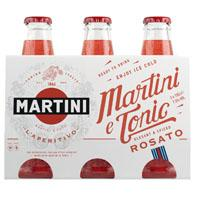 Martini Rosato & Tonic 150 ml 3-pack