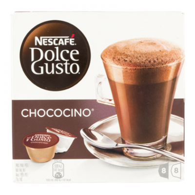 Nescafe Dolce Gusto chococino 16 cups