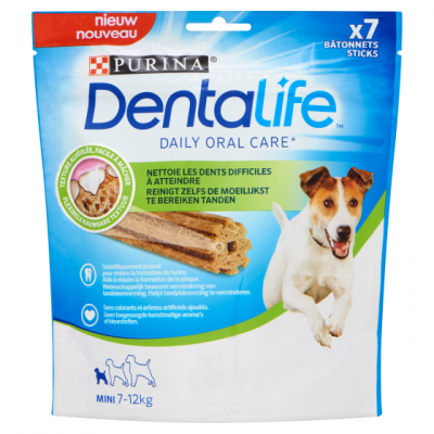 Purina dentalife daily oral care mini 7-12 kg 7 Sticks 115 gram