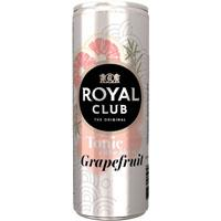 Royal Club Tonic with a Hint of Grapefruit 0, 25L