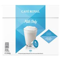 Café Royal Milk only dolce gusto compatible