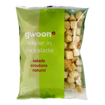 g'woon Salade croutons