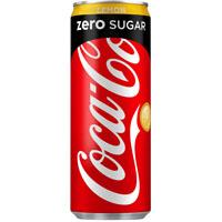 Coca-Cola Zero lemon
