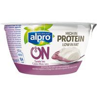 Alpro Go on blueberry