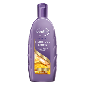 Andrelon Shampoo Amandel Shine 300ml
