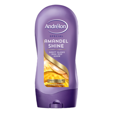 Andrelon Conditioner Amandel Shine 300ml