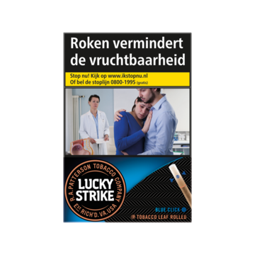 Lucky Strike Blue Click 20