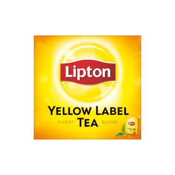 Lipton Yellow Label 100 Pack