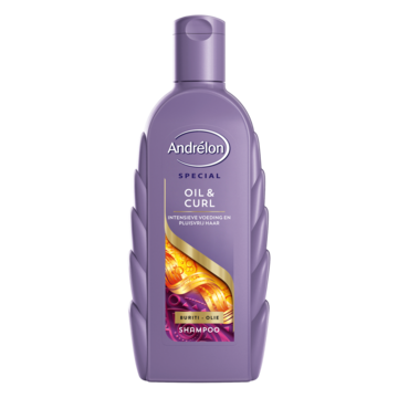 Andrelon Shampoo Oil & Curl 300ml
