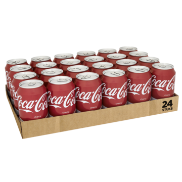 Coca-Cola Cherry Tray 24 x 330ml