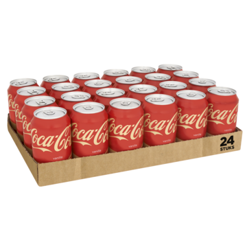 Coca-Cola Vanilla Tray 24 x 330ml