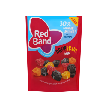 Red Band Drop Fruit Mix 210g