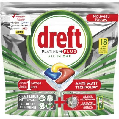 Dreft ADW platinum plus citroen