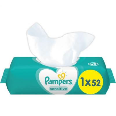 Pampers Baby Wipes Sensitive 1 stuk