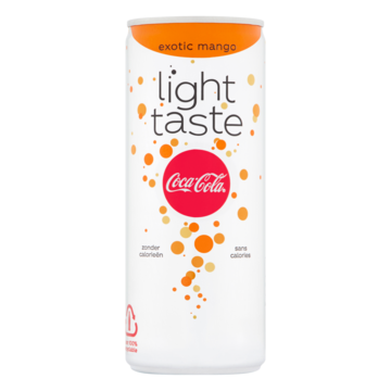 Coca-Cola Light Taste Exotic Mango 250ml