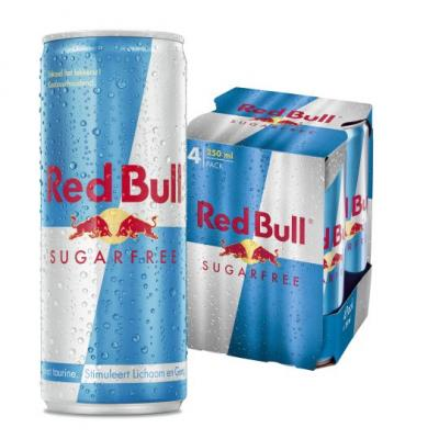 Red Bull Energydrink sugarfree