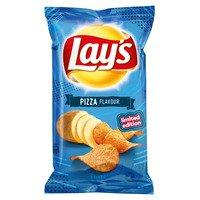 Lay's Flat chips pizza