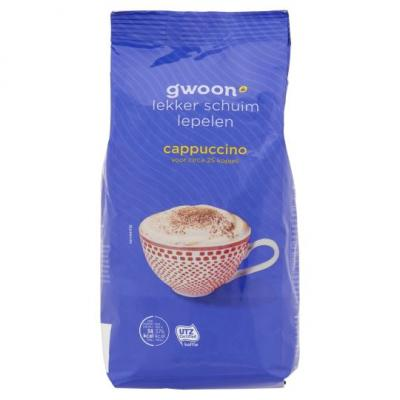g'woon Cappuccino
