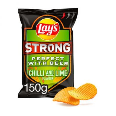 Lay's Strong chili & lime